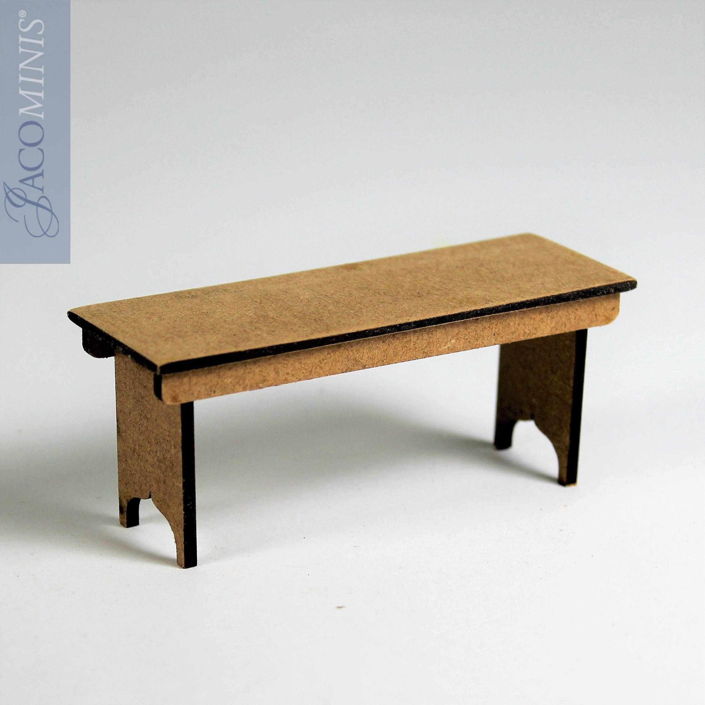 Viv 09 Small Bench Jacominis